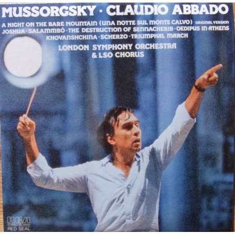 Claudio Abbado conducts Mussorgsky. London Symphony Orchestra. 1 CD. Sony