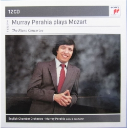 Mozart: Klaverkoncert nr. 1-27. Murray Perahia, English Chamber Orchestra. 12 CD. Sony