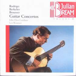 Rodrigo: Guitar Concerto. Julian Bream. John Eliot Gardiner. 1 CD. RCA