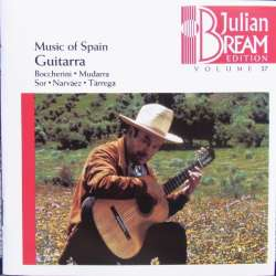 Music of Spain. Julian Bream. Boccherini, Mudarra, Sor, Navárez, Tárrega. 1 CD. RCA