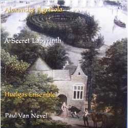 Agricola: A Secret Labyrinth. Huelgas Ensemble, Paul van Nevel. 1 CD. Sony Vivarte