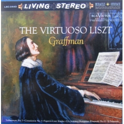 The Virtuoso Liszt. Gary Graffman. 1 CD. RCA Living Stereo