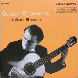 Guitar Concertos. Giuliani & Arnold. Julian Bream. 1 CD. RCA Living Stereo