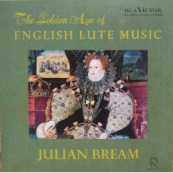 English lute music. Julian Bream. 1 CD. RCA Living Stereo