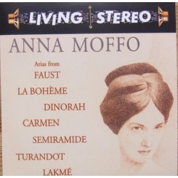 Anna Moffo: Arias from Faust, la Boheme, Dinorah, etc. 1 CD. RCA Living Stereo