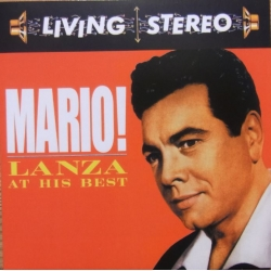 Mario Lanza at his Best. 1 CD. RCA Living Stereo