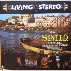 Spain. Leontyne Price, Fritz Reiner, Chicago Symphony Orchestra. 1 CD. RCA Living Stereo
