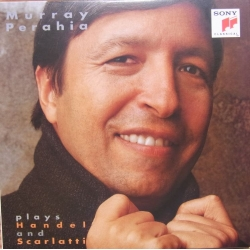 Handel & Scarlatti. Suiter for cembalo. Murray Perahia. 1 CD. Sony.