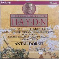 Haydn: Opera Highlights. Antal Dorati. 1 CD. Philips