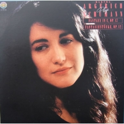 Schumann: Fantasie in C major, Op. 17 + Fantasiestücke, Op. 12. Martha Argerich. 1 CD. Sony