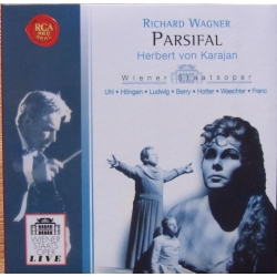 Wagner: Parsifal. Karajan. Uhl, Höngen, Ludwig, Berry, Hotter. 4 CD. RCA