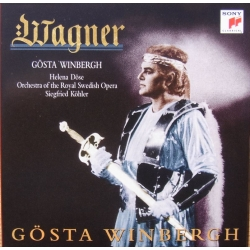 Gösta Winbergh sings Richard Wagner. 1 CD. Sony