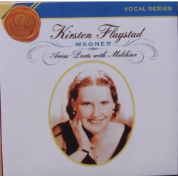 Kirsten Flagstad sings Wagner. Arias, Duets with Melchior. 1 CD. RCA