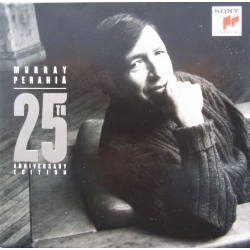 Murray Perahia. 25th Anniversary Edition. Mozart, Berg, Tippett. 1 CD. Sony