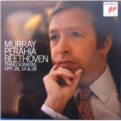 Beethoven: Klaversonate nr. 9, 10, 12 & 15. Murray Perahia. 1 CD. Sony