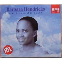 Barbara Hendricks: La voix du Ciel. 2 CD. EMI