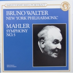 Mahler: Symfoni nr. 5. Bruno Walter, New York Philharmonic. 1 CD. Sony