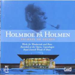 Holmboe på holmen. Royal Danish Brass. 1 CD. Classico