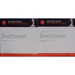 Beethoven: Missa Solemnis. Sir Colin Davis. 2 CD. RCA