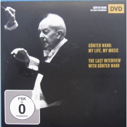 Günter Wand: My Life, my music. The Last interview with Günter Wand. 1 DVD. RCA