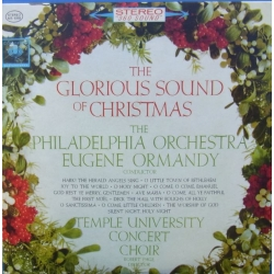 The Glorius Sound of Christmas. Ormandy, Philadelphia Orchestra. 1 CD. Sony