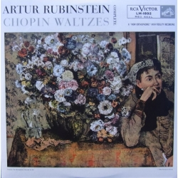 Chopin: Komplette valse. Artur Rubinstein. 1 CD. RCA
