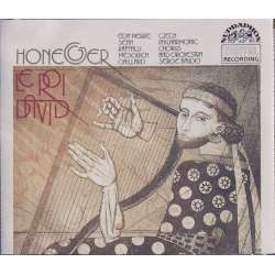 Honegger: Le Roi David. Serge Baudo, Czech PO. 1 CD. Supraphon