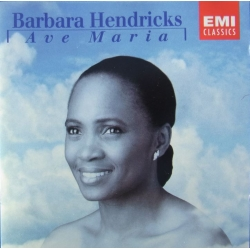 Ave Maria. Barbara Hendricks. Ellens Gesang, pie jesu, When the saints go marching in. CD. EMI