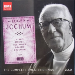 Eugen Jochum. The Complete EMI Recordings. 20 CD. EMI