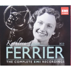 Kathleen Ferrier: The Complete EMI Recordings. 3 CD.