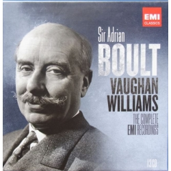 Vaughan Williams. The Complete EMI Recordings. Sir Adrian Boult. 13 CD. EMI