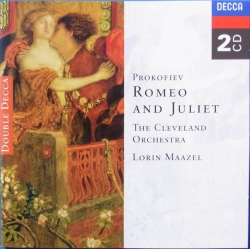 Prokofiev: Romeo and Juliet. Lorin Maazel, Cleveland Orchestra. 2 CD. Decca