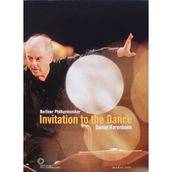 Invitation To The Dance. Gala From Berlin. Daniel Barenboim, Berliner Philharmoniker. 1 DVD. Medici Arts