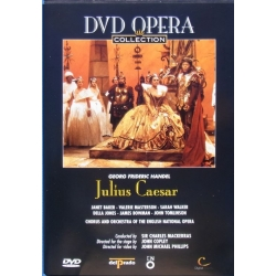 Handel: Julius Caesar. Janet Baker, Charles Mackerras, Chorus and Orchestra of the English national opera. 1 DVD. Digital Classi