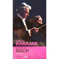 Bach: Mass in B-minor. Schwarzkopf, Höffgen, Gedda. Karajan. 2 CD. EMI