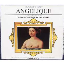 Ibert: Angelique. Opera farce. Yoram David. 1 CD. Hommage