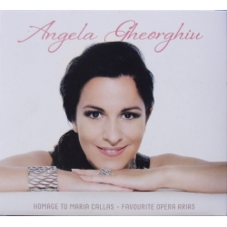 Angela Gheorghiu: Homage to Maria Callas. 1 CD. EMI