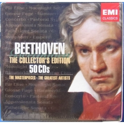 Beethoven: Collector's Edition. 50 Cd's EMI