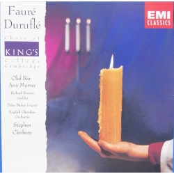 Faure: Requiem. Stephen Cleobury, King's College Choir. 1 CD. EMI