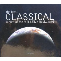 The best classical album of the millinnium...ever. 3 cd. EMI.