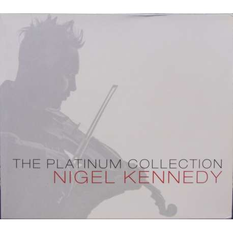 Nigel Kennedy: The Platinum Collection. Mendelssohn, Bruch, Vivaldi, Classic Kennedy. 3 CD. EMI