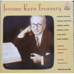 Kern: 'Treasury'. London Sinfonietta. John McGlinn. 1 CD. EMI