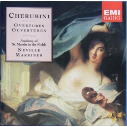 Cherubini: Overtures. Neville Marriner. 1 CD. EMI