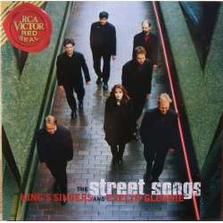 The King's Singers, and Evelyn Glennie: Street Songs. 1 CD. RCA