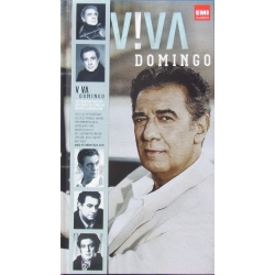 Viva Domingo. 4 CD + Bog. EMI