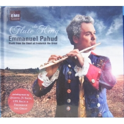 The Flute KingThe Flute King. Emmanuel Pahud. 2 CD EMI. De Luxe version. Emmanuel Pahud. De Luxe version. 2 CD. EMI