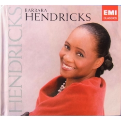 Barbara Hendricks. 2 CD og 1 bog. EMI