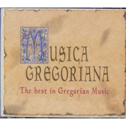 Musica Gregoriana. The Best in Gregorian music. 2 CD. EMI