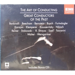 The Art of Conducting. Great conductors of the Past. 7 CD. EMI
