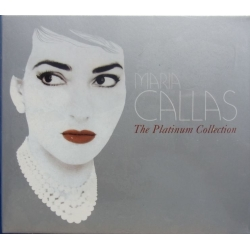 Maria Callas: The Platinum Collection. 3 CD. EMI